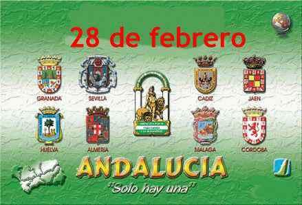 <u><center><b>Día de Andalucía</b></center></u>