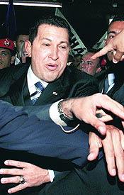 <u><center><strong>Chávez y los golpistas</u></strong></center>