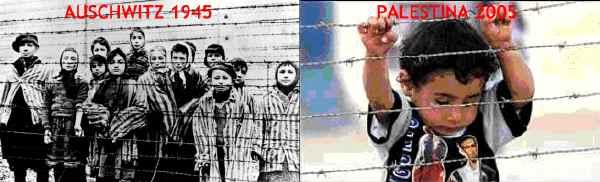 <u><center><b>Auschwitz y Palestina</b></center></u>