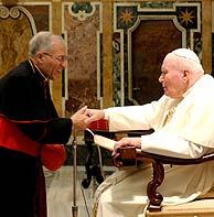 <u><center><b>El Jefe del Estado Vaticano</u></b></center>